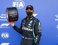 Hamilton rises above 'horrible' session