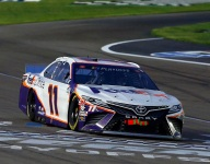 Hamlin derailed by late caution – again