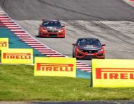 TC America pole-sitters go flag-to-flag at COTA Race 1