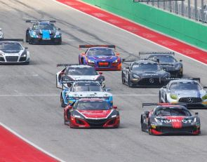 Fuentes/Baptista nab GT World Challenge Race 1 victory at COTA