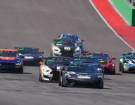Cooper cruises to Pirelli GT4 America sprint race 1 win in Texas