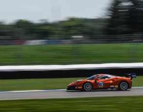 Ferrari Challenge NA Fast Lane: George Zachary