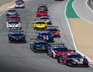 Ferrari Challenge championship battles redefined at Laguna Seca
