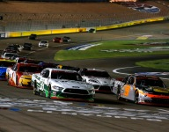 Series-best eighth Xfinity win for dominant Briscoe in Las Vegas
