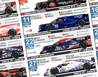 24 Hours of Le Mans Spotter Guide