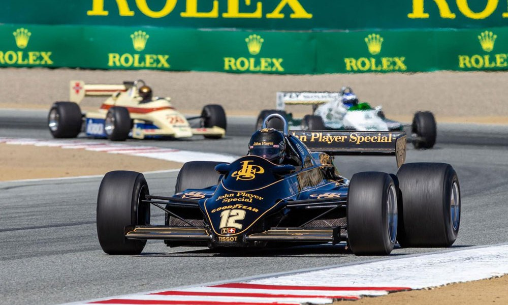 Historic Trans-Am, F1 and Indy cars highlight 2021 Rolex ...