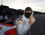 Castroneves grabs pole for IMSA Road Atlanta six hour