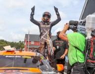 Francis Jr doubles up in VIR Race 2