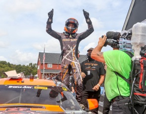 Francis Jr doubles up in VIR Race 2