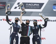 KohR Aston sweeps Pilot Challenge weekend