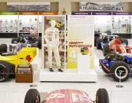 IMS Museum opens Al Unser Sr/Rutherford anniversary exhibit