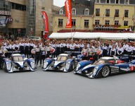 Peugeot 908 LMP1 Tales: Center of pressure
