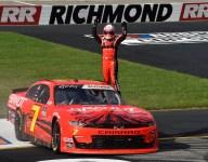 Allgaier sweeps Richmond Xfinity, Cindric clinches regular season title
