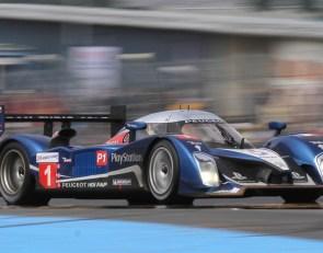 Peugeot 908 LMP1 Tales: All the torque