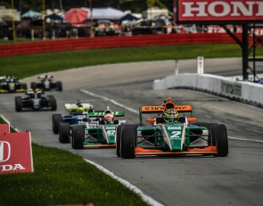 Robb extends Indy Pro 2000 points lead with Mid-Ohio win