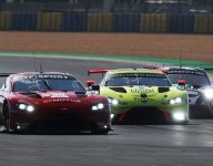 TF Sport victorious in incident-filled GTE Am battle at Le Mans