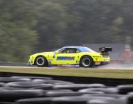 Said leads rainy Trans Am qualifying at VIR
