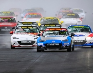 MX-5 Cup returning to action this week at IMS