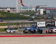 Pirelli GT4 America SprintX competitors complete second podium run