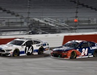 Bowyer, Byron on the playoff brink after Richmond