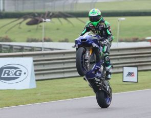 Career Superbike win No. 50 for unstoppable Beaubier