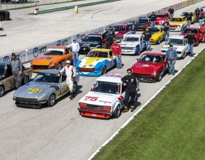 Photos: Day one at the Elkhart Lake Vintage Festival