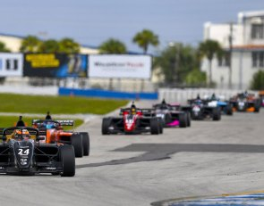 New FR Americas winners at Sebring tripleheader