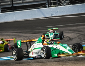 Robb takes Indy Pro 2000 points lead with Indy perfection