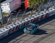 Rhodes uses strategy and overtime pass for Truck win at Darlington