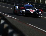 Nakajima, Toyota top opening Le Mans practice