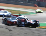 Kobayashi blasts Toyota to Le Mans 24 Hours pole