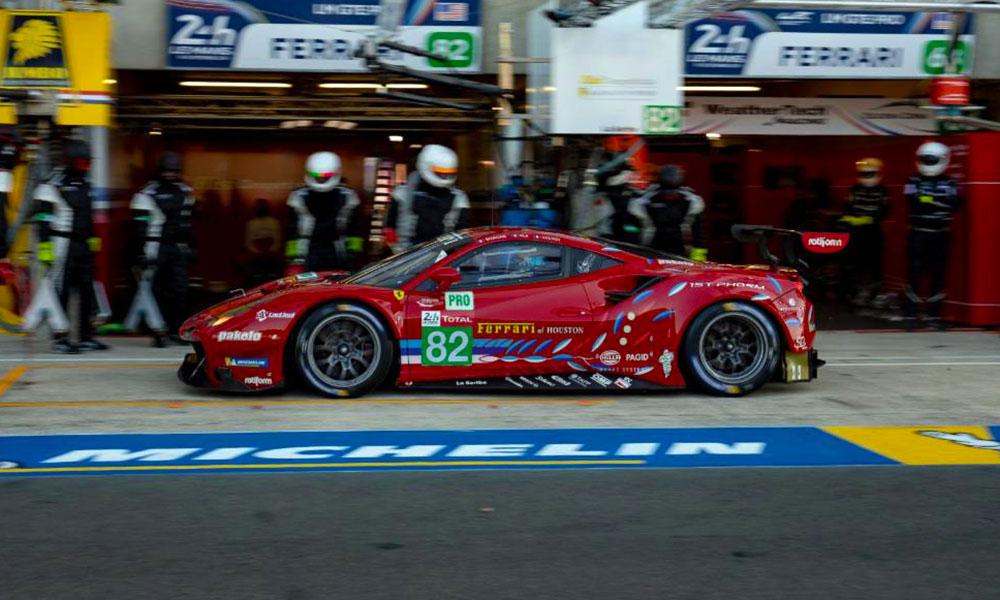 Bourdais Waging His Own Ford Vs Ferrari Battle At Le Mans Racer