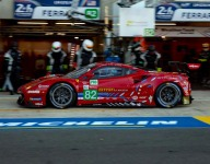 Bourdais waging his own Ford vs Ferrari battle at Le Mans