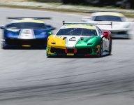 Ferrari Challenge: WeatherTech Raceway Laguna Seca onboard