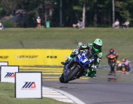 Beaubier wins again at Barber Motorsports Park
