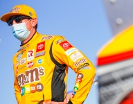 No. 18 penalized, Kyle Busch to start from the back in Richmond