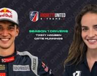 Hansen, Munnings, named to Andretti United Extreme E team