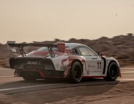 On board with Jeff Zwart at Pikes Peak