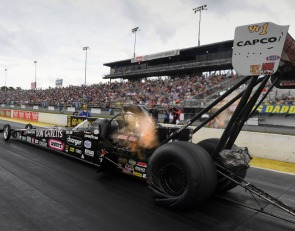 NHRA announces 22-round 2021 season