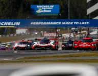 Some changes to the IMSA line-up for Petit Le Mans