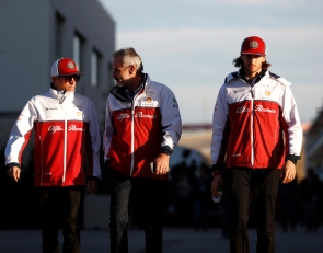 Alfa Romeo retains Raikkonen and Giovinazzi for 2021