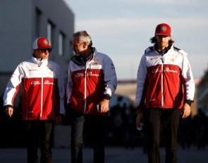 Alfa Romeo retains Raikkonen and Giovinazzi for 2021