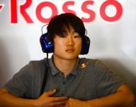 Tsunoda to get AlphaTauri test ahead of potential FP1