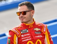 CRANDALL: Larson's earning a shot at redemption