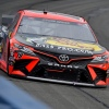 Truex docked points, sent to rear at Texas