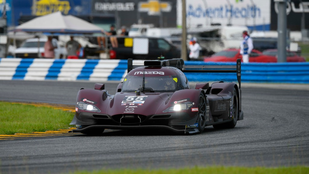 Single Mazda DPi team entry for 2021 | RACER