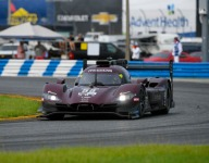 Single Mazda DPi team entry for 2021