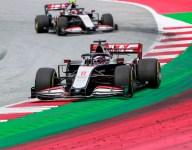 Steiner praises Grosjean, Magnussen contributions at Haas