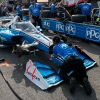 Preparing for IndyCar's first and last street race of 2020
