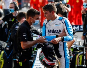 Russell confident over Williams future